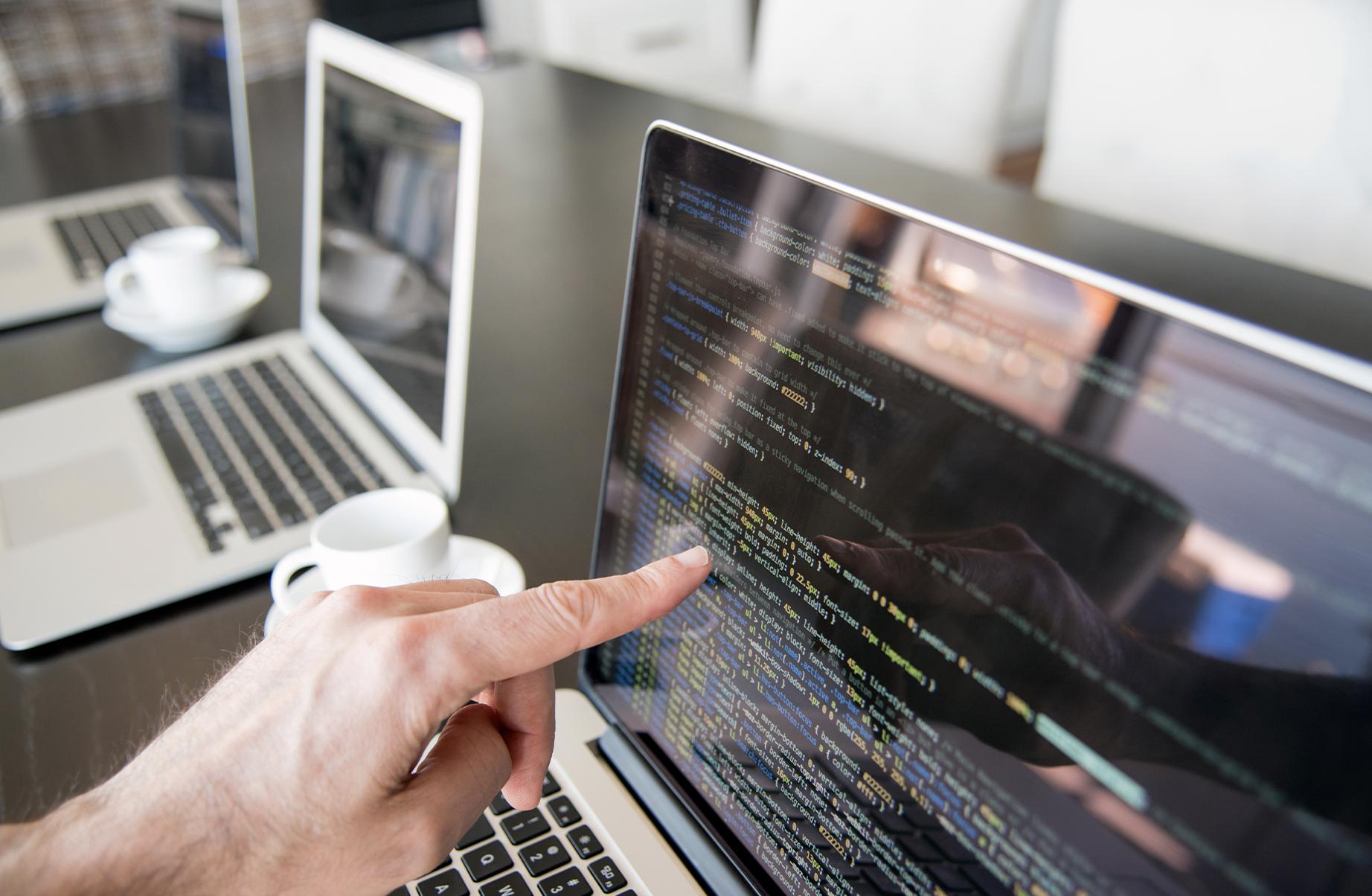 Mitä on Hurjan nätti koodi?